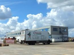 Cavalier truck Cavalier Logistics